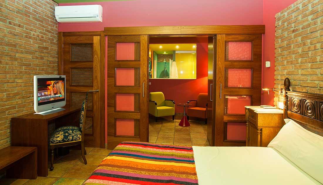 Habitación Junior Suite 01
