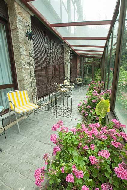 Terraza Junior Suite